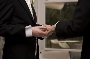 Civil Union Photo From Family Law Practice - Law Offices of Daniel K. Newman